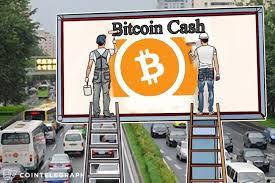sự ra đời của bitcoin cash