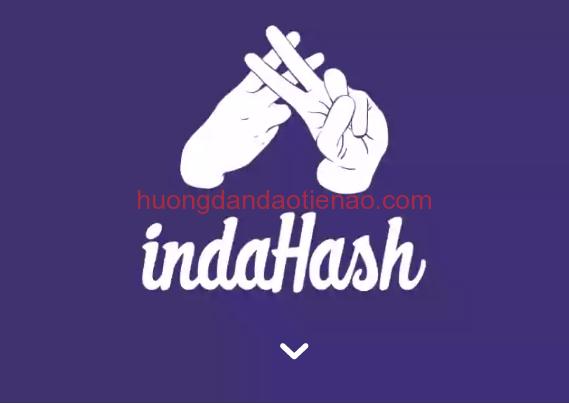 hướng dẫn tạo mới tài khoản với indahash coin