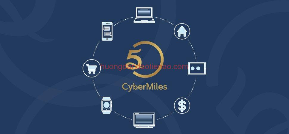Cybermiles (CMT coin) là gì?
