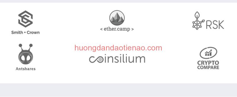 Đội ngũ team phát triển của CoinDash CDT