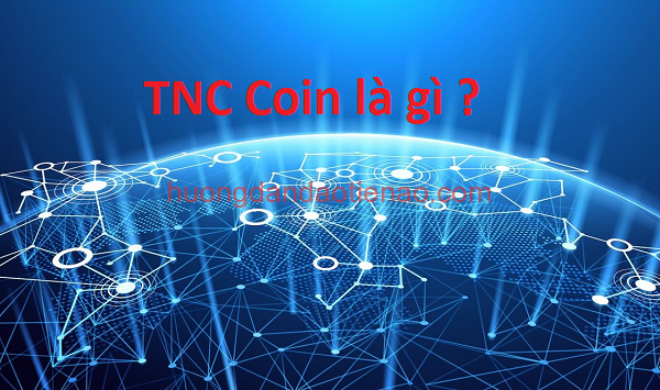 TNC Trinity Network Credit coin