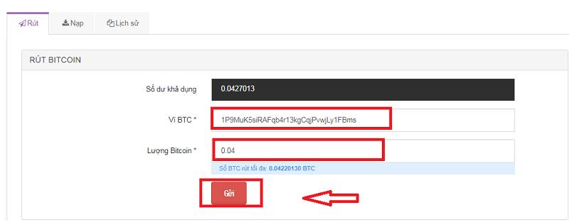 Hướng dẫn chuyển Bitcoin từ Remitano lên Binance