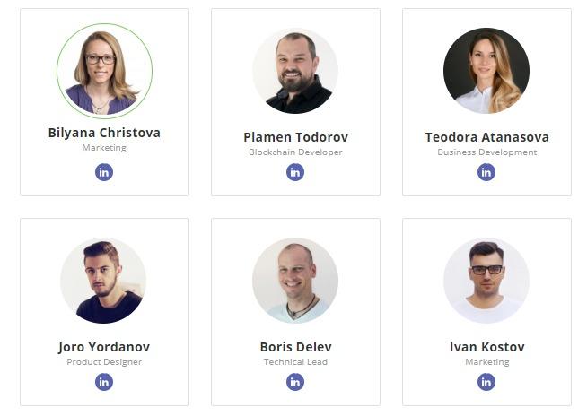 Team phát triển của Nexo